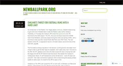 Preview of newballpark.org